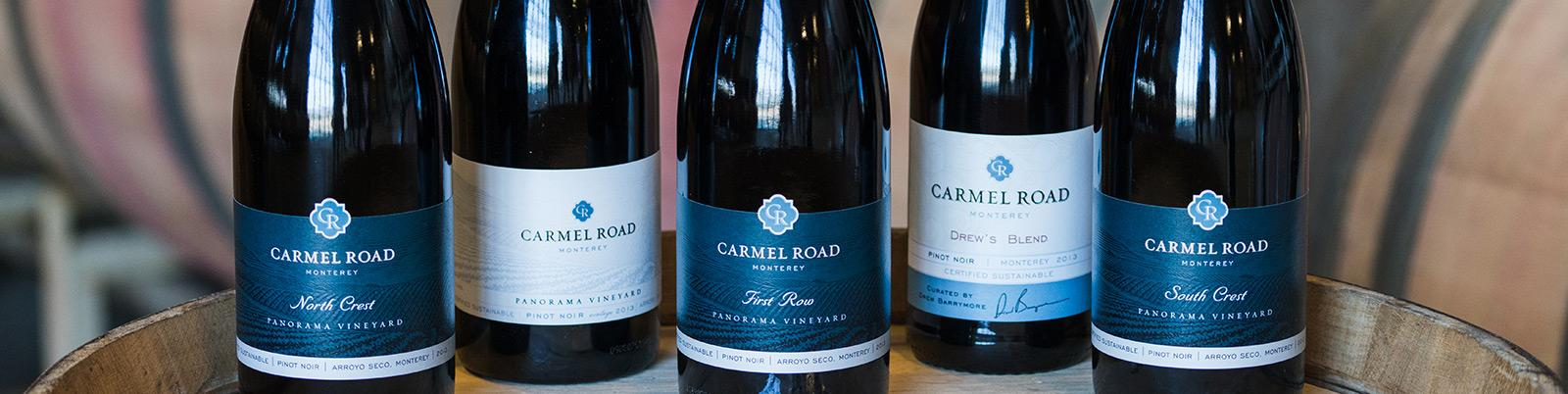 Carmel Road wines